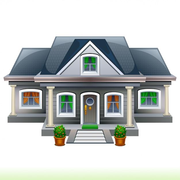 Casa di famiglia Vettore Premium