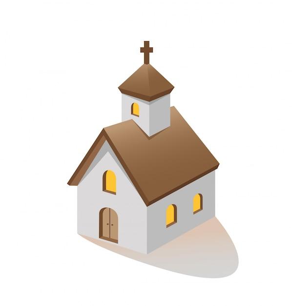 Chiesa Vettore gratuito