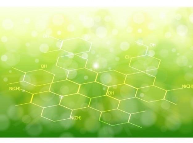 Chimica verde ecologia sfondo scaricare vettori gratis for Sfondi chimica