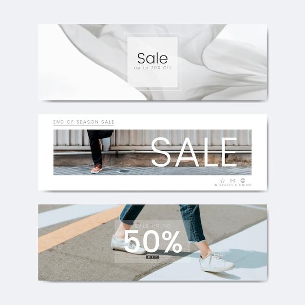 Cinquanta per cento di sconto sulla vendita Vettore gratuito