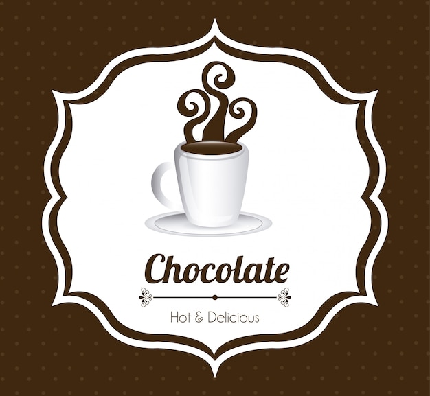 Cioccolato Vettore gratuito