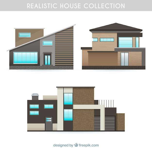 Immagini di case moderne progetti case su un piano good for Download gratuito di piani casa moderna