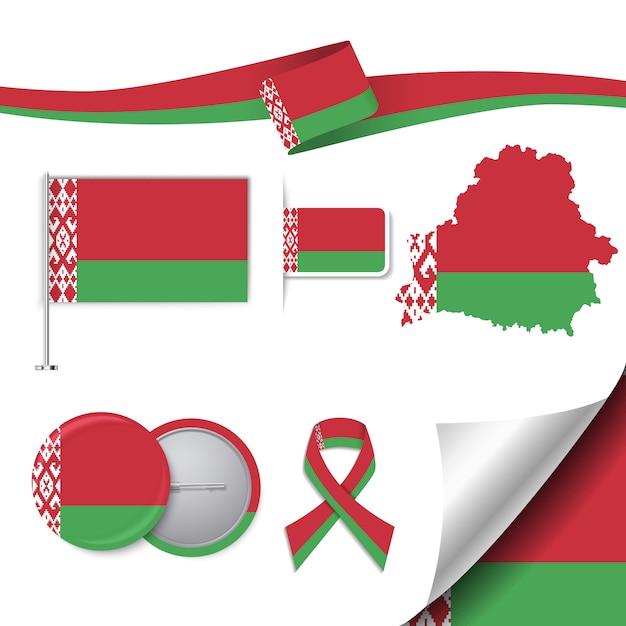 Bielorussia foto e vettori gratis for La collezione di design del sater