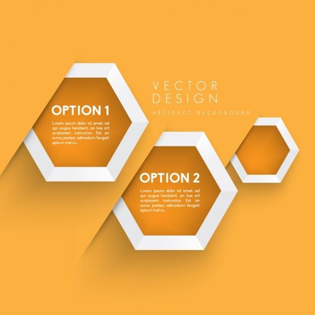 Colorato modello infografica Vettore gratuito