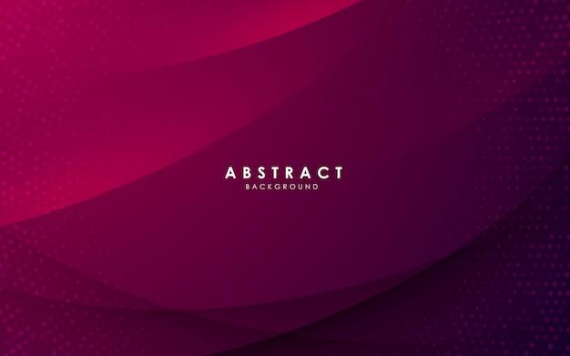 Colore di sfumatura viola sfondo astratto Vettore Premium