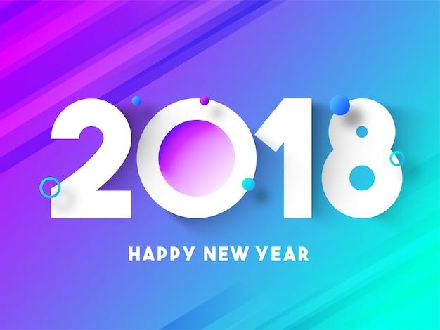 Concetto di celebrazioni di felice anno nuovo Vettore Premium