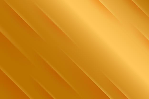 Concetto di lusso sfondo oro Vettore gratuito