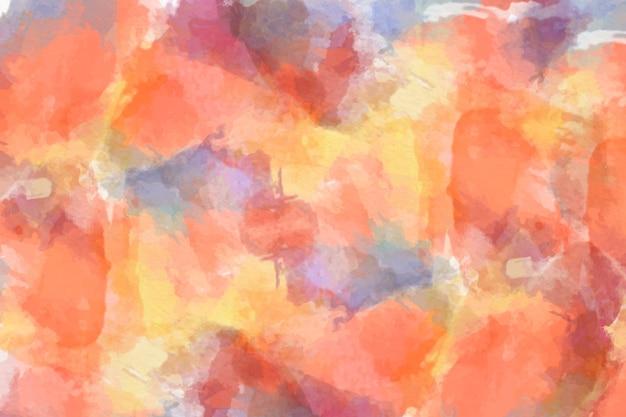 Concetto di sfondo ad acquerello Vettore gratuito