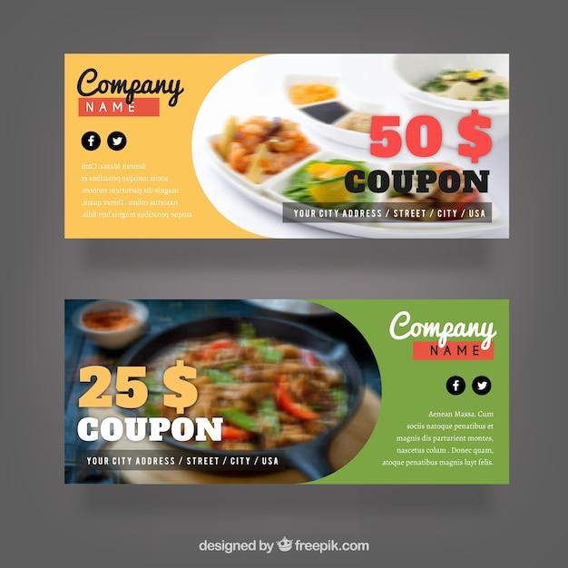 Coupon gratis alimentari da scaricare
