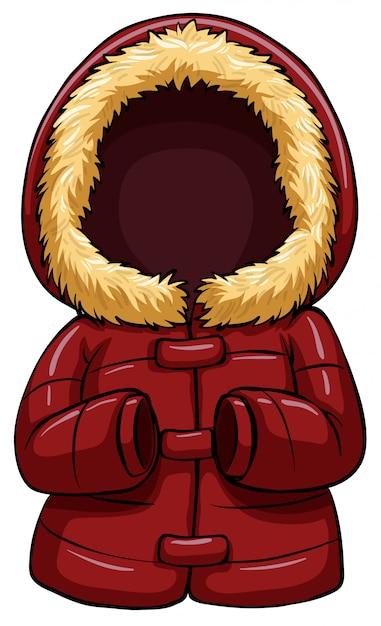 Corpo rosso più caldo Vettore gratuito
