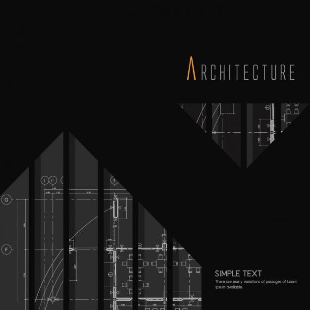design architettura di sfondo scaricare vettori gratis