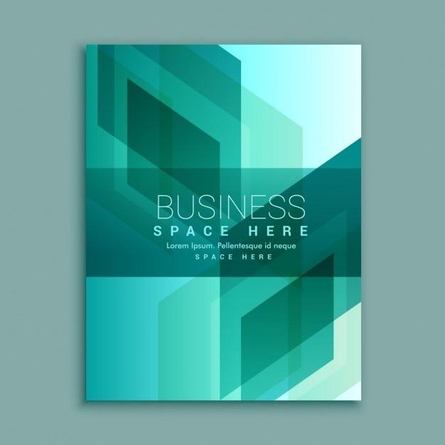 Design brochure aziendale nelle moderne forme astratte for Immagini astratte moderne
