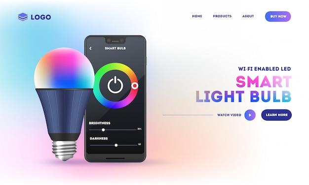Design della pagina di destinazione del sito web for Sito di design