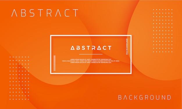 Design di sfondo con texture dinamica in stile 3d Vettore Premium