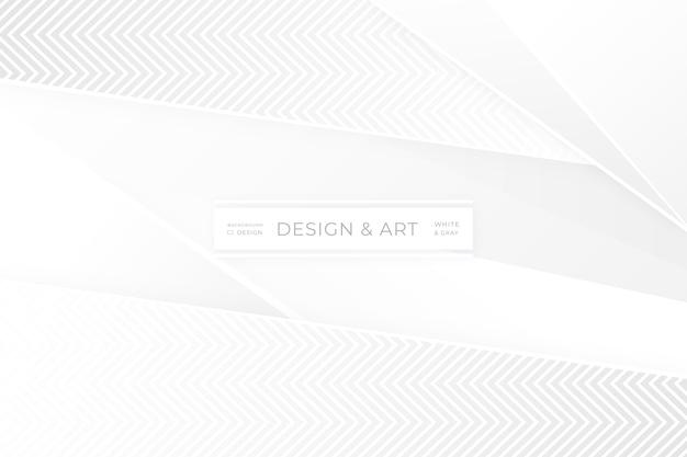 Design elegante bianco della carta da parati di struttura Vettore gratuito