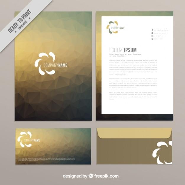 Design elegante di cancelleria per ufficio scaricare for Costruttore di layout gratuito