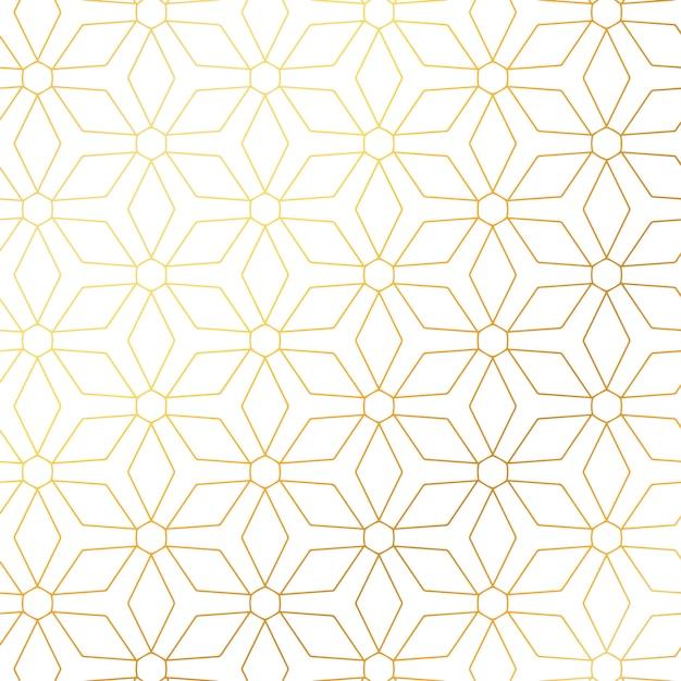 Design elegante sfondo dorato Vettore gratuito