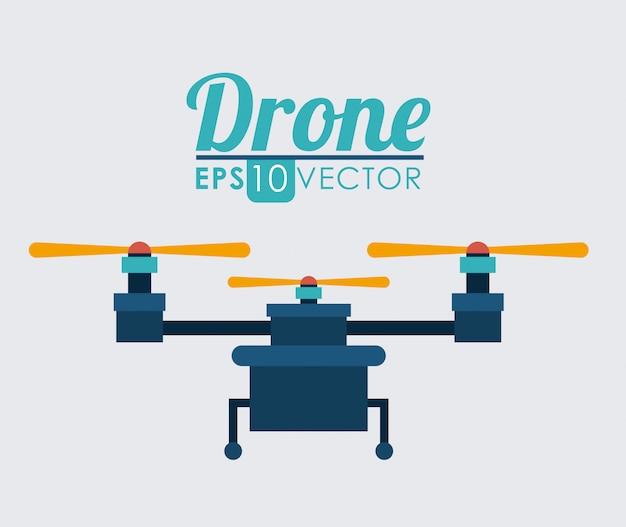 Design tecnologico Vettore Premium