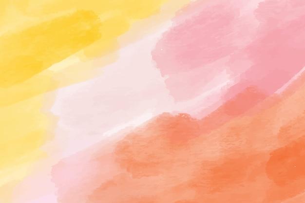 Disegno ad acquerello di sfondo Vettore gratuito