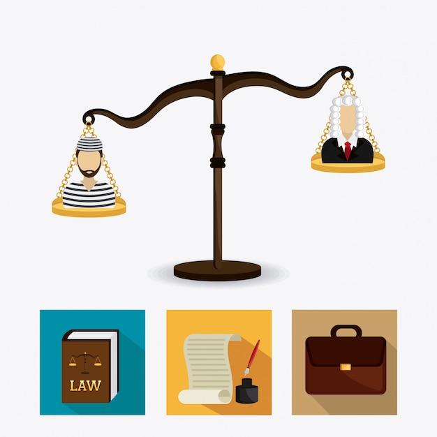 Disegno di legge Vettore Premium