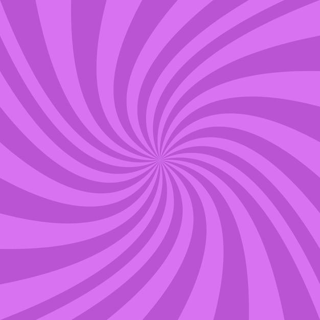 Disegno di priorità bassa a spirale viola Vettore gratuito