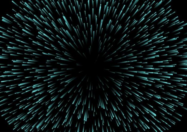 Disegno di sfondo starburst Vettore gratuito