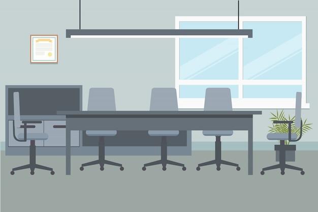 Disegno Di Ufficio : Disegno vettoriale di ambiente d ufficio scaricare vettori premium
