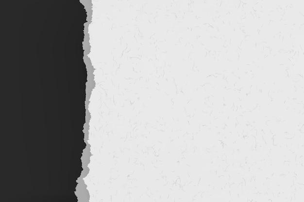 Due tipi di sfondi di carta Vettore gratuito