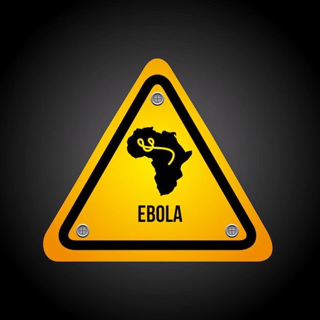 Ebola Vettore gratuito