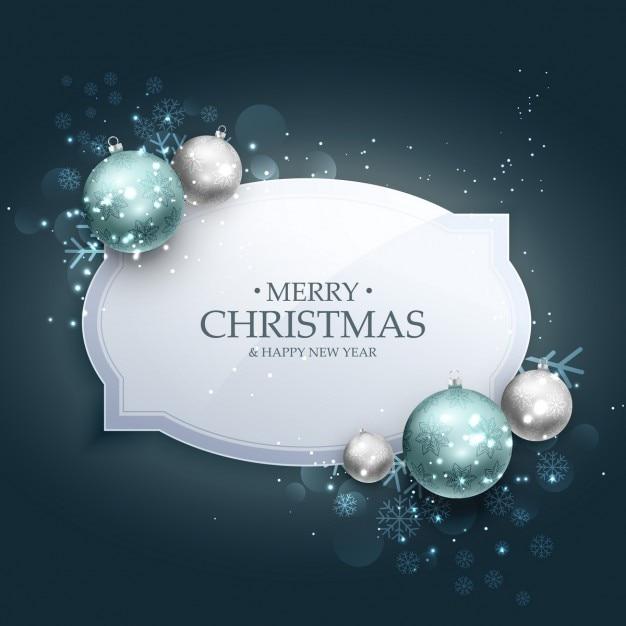 Sfondi Natalizi Eleganti.Elegante Sfondo Natale Celebrazione Biglietto Di Auguri Con
