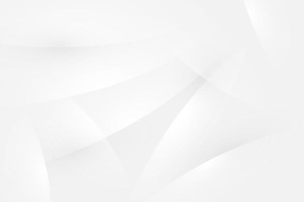 Elegante trama di sfondo bianco Vettore gratuito