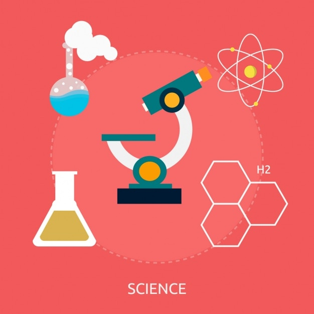 Elementi di design science vettore gratis for Elementi di design