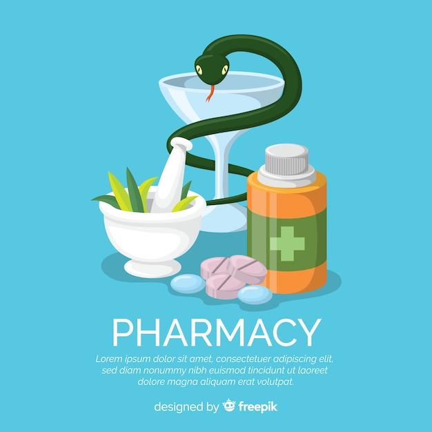 Farmacia Vettore gratuito