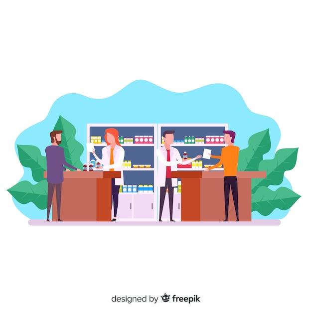 Farmacisti Vettore gratuito