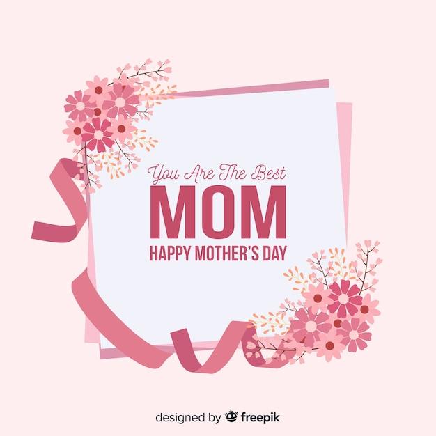 Festa della mamma Vettore gratuito