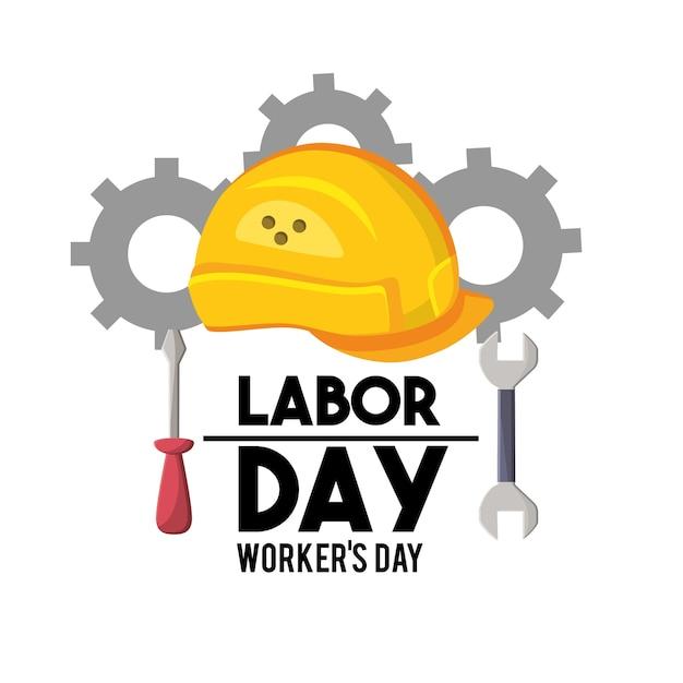 Festa nazionale del sindacato professionale Vettore Premium