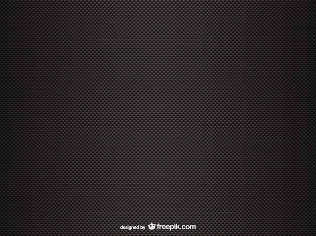 Fibra di carbonio sfondo Vettore gratuito