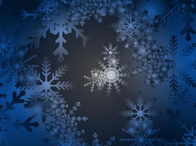 Fiocchi Di Neve Di Carta Modelli : Fiocchi di neve di natale astratto sfondo scuro scaricare