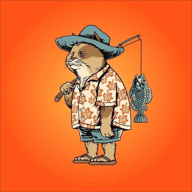 Fishercat Vettore Premium