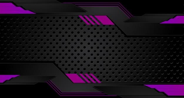 Fondo astratto di progettazione dell'opuscolo del grafico di vettore Vettore Premium