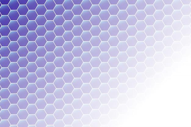 Fondo astratto moderno dell'elemento geometrico del poligono per l'insegna di web geometrica o di affari Vettore Premium