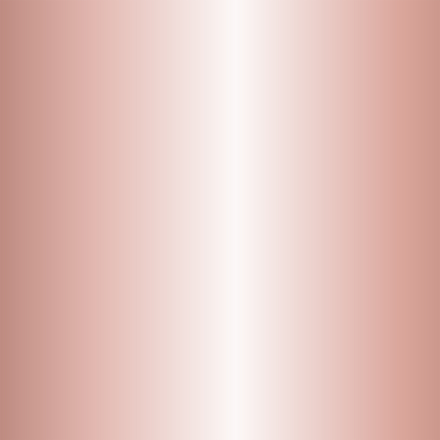Fondo dell'estratto della lamina di metallo dell'oro di rosa Vettore Premium