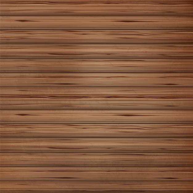 Fondo di legno della plancia Vettore Premium