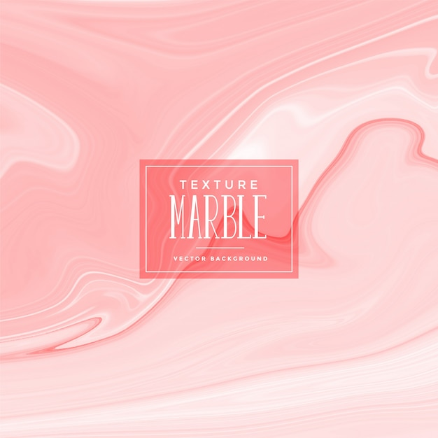 Fondo di struttura di marmo liquido rosa Vettore gratuito