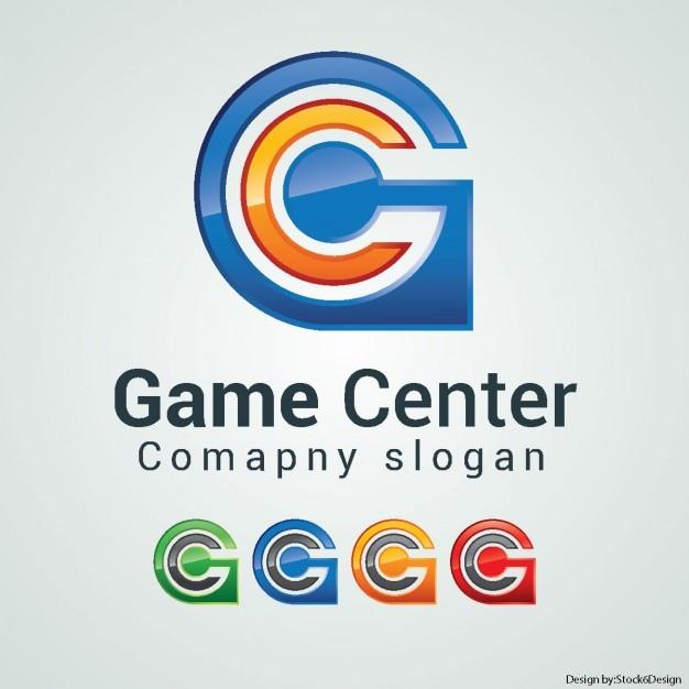 G logo Vettore gratuito
