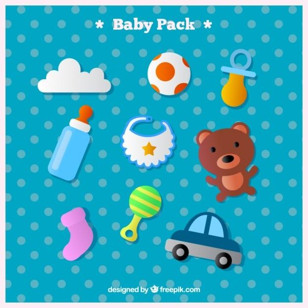 Giocattoli e accessori per neonati vari scaricare for Accessori per neonati