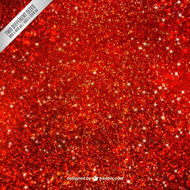 Glitter Sfondo In Colore Rosso Scaricare Vettori Premium