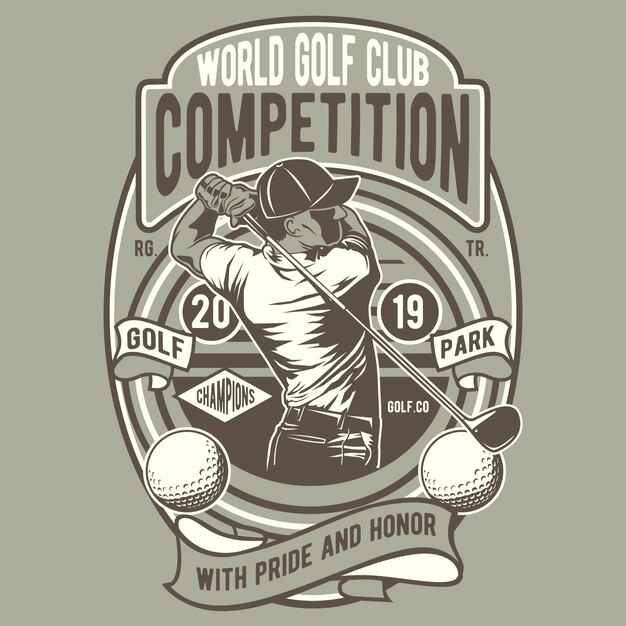 Golf world competition Vettore Premium