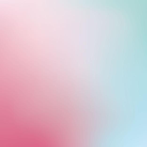 Gradiente di maglia colorata Vettore Premium