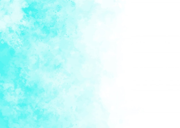 Gradiente di sfondo ad acquerello Vettore gratuito